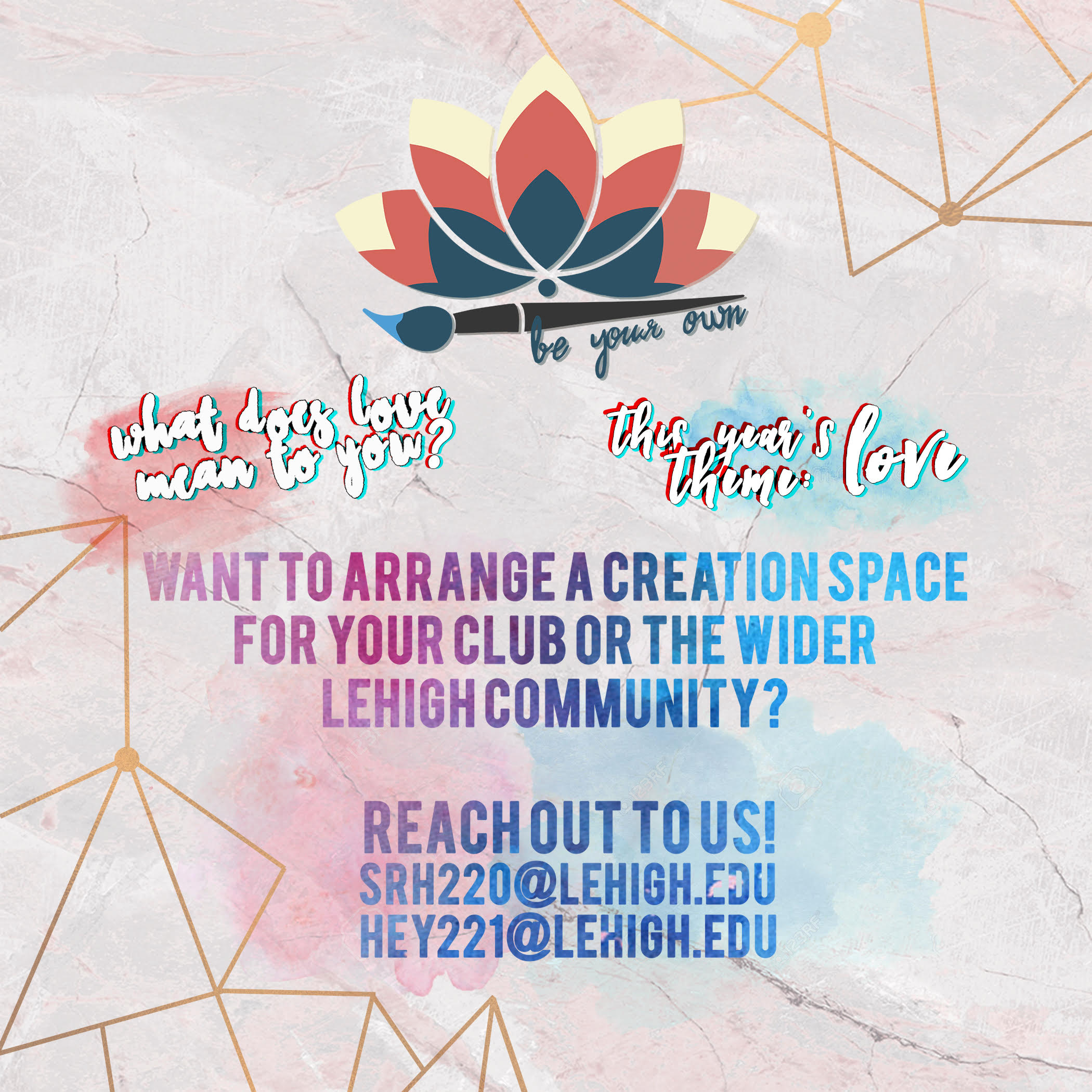 Contact srh220@lehigh.edu to set up a creation space for your club or department at Lehigh!