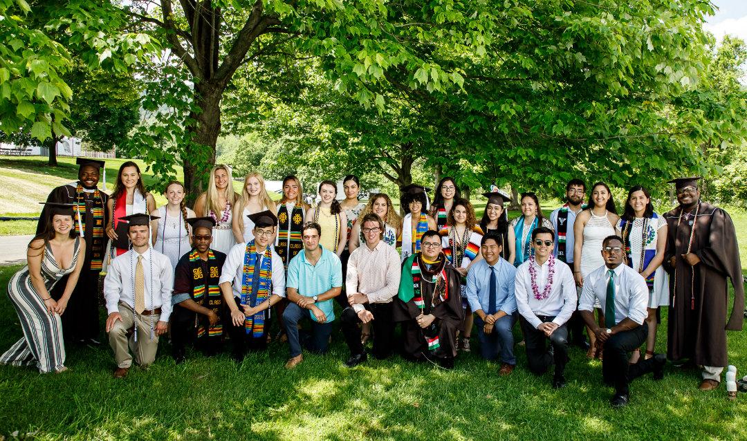 Class of 2019 First Generation Graduates