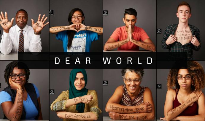 Dear World Lehigh