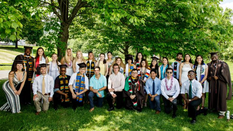 Class of 2019 First Generation Graduates