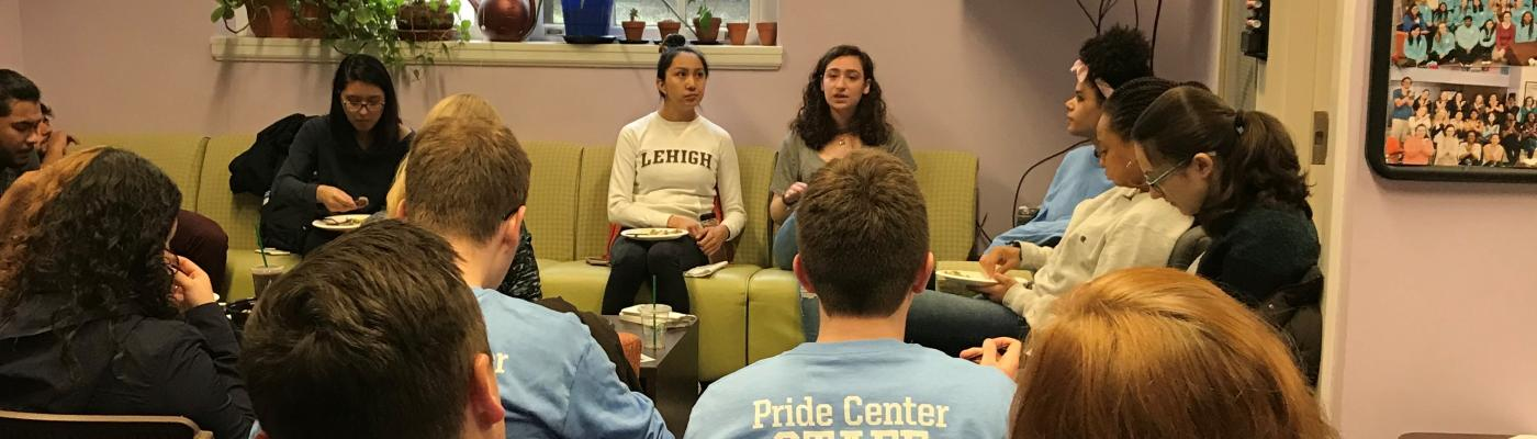 Gender in Global Context Discussion : LGBT in the Middle East Spring 2018