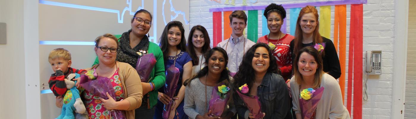 2017 Take Pride graduates