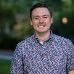 Photo of Scott Burden, Director of Lehigh's Pride Center